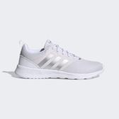 Adidas Qt Racer 2.0 [FV9612] 女鞋 運動 休閒 慢跑 健身 透氣 緩震 穿搭 愛迪達 白銀