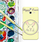 ✿ 3C膜露露 ✿ HTC One E8【兔兔*水晶硬殼 】手機殼 保護殼 保護套 手機套