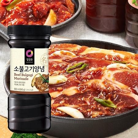 韓國 韓式 大象 醃烤調味醬 (原味) 840g 燒醃烤醬 烤肉醬 燒肉醬 醃烤 調味醬 烤肉 燒肉 調味 中秋
