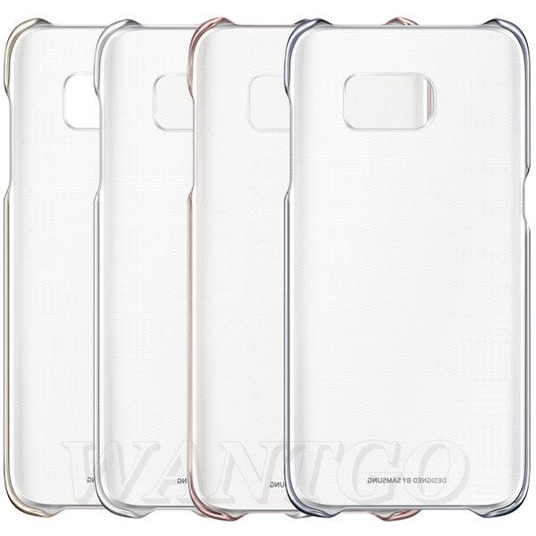 [免運-公司貨] Samsung GALAXY S7 edge 原廠透明薄型背蓋 G935 保護殼