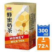 紅牌 蜂蜜奶茶(鋁箔包) 300ml (24入)x3箱