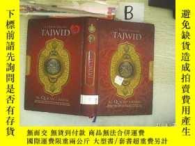 二手書博民逛書店罕見TAJWID 塔吉威德(A01)Y261116