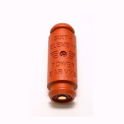 第六元素電集棒VXX橘色超級版18週年紀念版【AE10291】聖誕節交換禮物 99愛買生活百貨