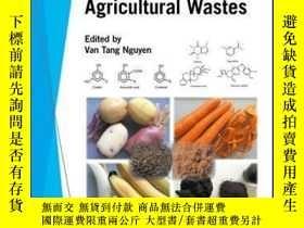 二手書博民逛書店Recovering罕見Bioactive Compounds from Agricultural Wastes奇