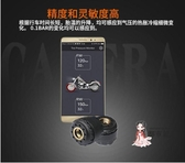 胎壓偵測器 摩托車胎壓監測器電動機車胎壓偵測器無線高精度藍芽APP檢測報警T