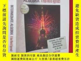 二手書博民逛書店Intermediate罕見Algebra 【詳見圖】Y5460