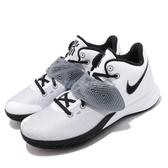 Nike 籃球鞋 Kyrie Flytrap III EP 白 黑 男鞋 低筒 運動鞋 【PUMP306】 CD0191-103