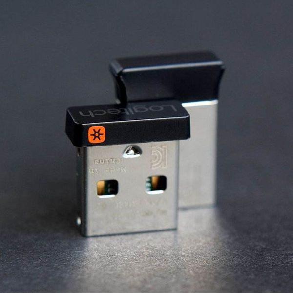 羅技 無線滑鼠鍵盤優聯接收器M215 M325 M545 2S K270 鍵鼠套裝