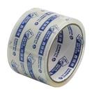 【奇奇文具】鹿頭牌 PPS7 60mmx36M 超透明膠帶/封箱膠帶(1束6卷)