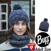 BUFF 113513.707  Knitted Wool針織防寒刷毛保暖帽 休閒帽/滑雪帽/雪地帽/遮耳帽 東山戶外用品