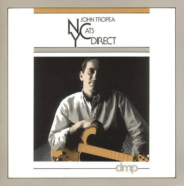 停看聽音響唱片】【CD】John Tropea - Ny Cats Direct