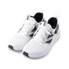 SKECHERS 慢跑系列 GO RUN ELEVATE 綁帶運動鞋 白黑 220182WBK 男鞋