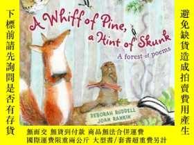 二手書博民逛書店A罕見Whiff of Pine, a Hint of SkunkY362136 Photograph © B