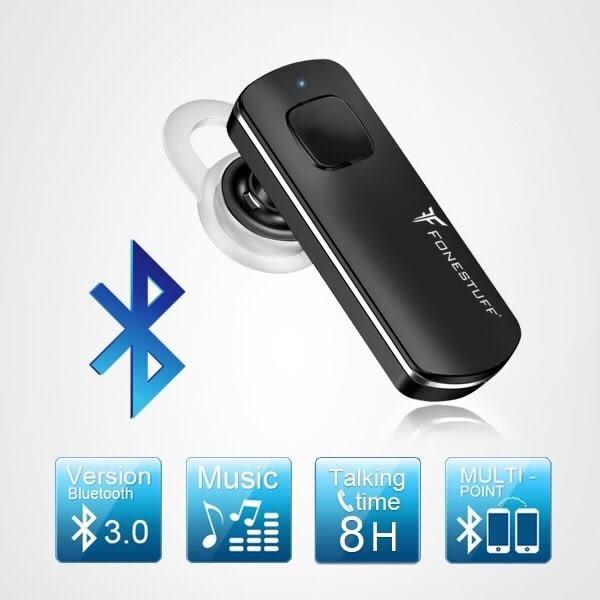 【CHENY】Fonestuff一對二長效能藍芽耳機FB001(L)