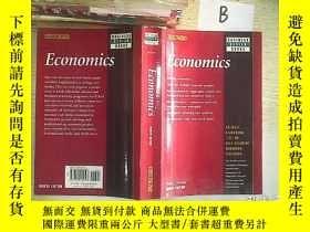 二手書博民逛書店Economics罕見(Business Review Book