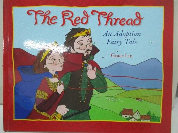 【書寶二手書T5/原文小說_J7E】The Red Thread: An Adoption Fairy Tale_Lin, Grace
