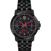【Ferrari 法拉利】/簡約賽車錶(男錶 女錶)/FA0830454/台灣總代理原廠公司貨兩年保固