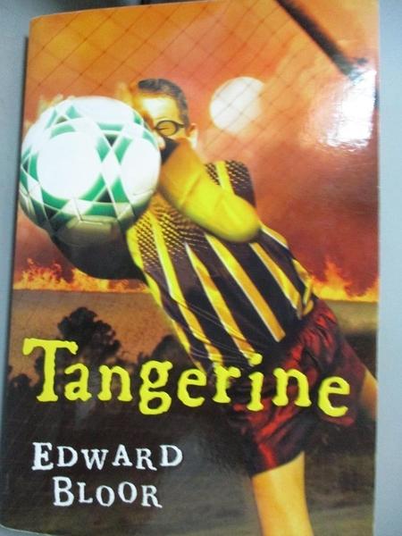 【書寶二手書T4/少年童書_HPN】Tangerine_Bloor, Edward