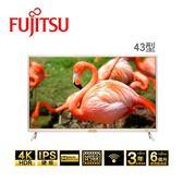 Fujitsu 富士通 V43T-1R 43吋 4K HDR 智慧聯網 液晶顯示器