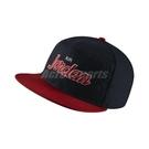 Nike 帽子 Jordan Pro Script Cap 黑 紅 男女款 棒球帽 運動休閒 喬丹 【PUMP306】 AV8448-010