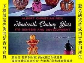 二手書博民逛書店Nineteenth罕見Century GlassY346464