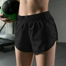 [超豐國際]新款LJ同款單層跑步運動短褲...