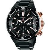 【5年保固卡】SEIKO 精工 PROSPEX SCUBA 200米潛水計時機械錶-46mm 8R49-00B0SD(SBEC002J)