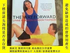 二手書博民逛書店Pilates:罕見The Way Forward()5375