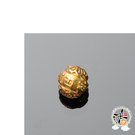 六字真言(銅)1*0.9公分  1入 +平安加持小佛卡  【 十方佛教文物】