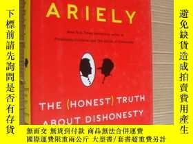 二手書博民逛書店The罕見(Honest) Truth About Dishon