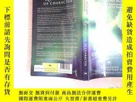 二手書博民逛書店REVOLUTION罕見OF CHARACTER·有劃線 32開
