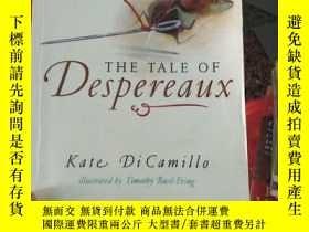 二手書博民逛書店英文原版罕見The Tale of Despereaux by