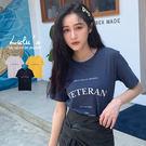 LULUS-D韓製-VETERAN短袖T恤-3色  【01190017】