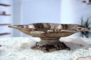 楓葉水果盤