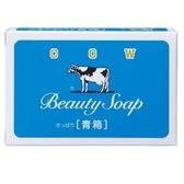 日本牛乳石鹼香皂藍盒【康是美】
