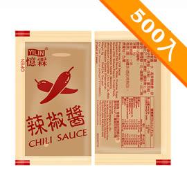 憶霖 辣椒醬(6g x 500包)