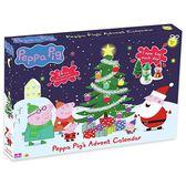 《 Peppa Pig 》粉紅豬小妹聖誕倒數月曆╭★ JOYBUS玩具百貨