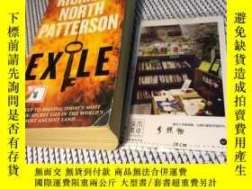 二手書博民逛書店【封面有污漬如圖】英文原版罕見Exile 【存於溪木素年書店】Y