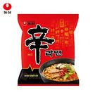 韓國拉麵熱銷商品,去韓國必買超人氣泡麵~農心 辛拉麵!!