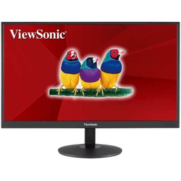 ViewSonic VA2403-H 24型VA寬螢幕