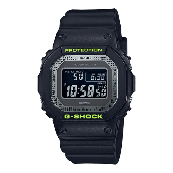 CASIO 卡西歐手錶專賣店 G-SHOCK GW-B5600DC-1 太陽能電力男錶 防水200米 手機藍牙連線功能 GW-B5600DC