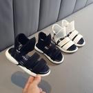 男童涼鞋 嚕迪龍兒童時尚涼鞋2021夏季新款韓版男童女童運動網鞋中大童百搭