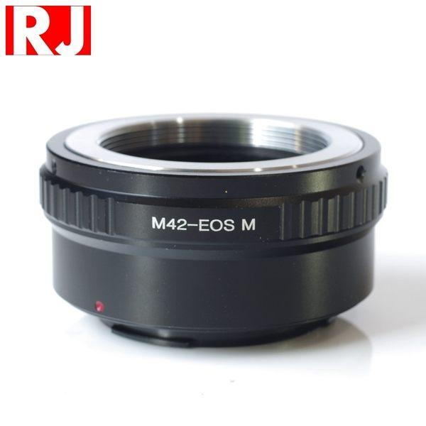 又敗家@RJ檔板M42轉EOS-M轉接環(M42鏡頭上Canon佳能M-Mount機身)M42-M M42轉EOS/M M42-EFM M42