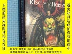 二手書博民逛書店Rise罕見of The Horde:部落的崛起Y285046 Christie Golden(克裏斯蒂·戈爾