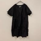 韓版顯瘦修身基本款短袖洋裝(2XL號/121-6094)