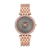 MICHAEL KORS優雅滿鑽設計腕錶MK4408