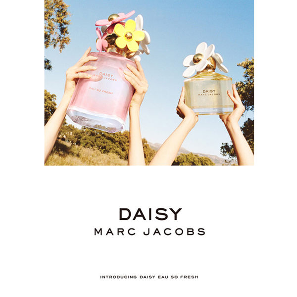 Marc Jacobs 清甜雛菊女性淡香水(125ml)