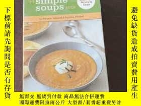 二手書博民逛書店The罕見Simple Soups Deck: 50 Easy Recipes for Satisfying So