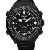 SEIKO 精工錶 Prospex 沉穩時尚 電波修正 太陽能計時碼錶 SSG003P1 熱賣中!