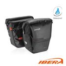 IBERA 貨架防水側包包IB-BA20 / 城市綠洲 (包包、馬鞍包、貨價防水包)